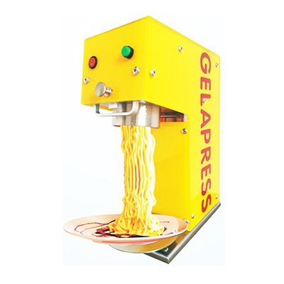 Spaghetti Ice Cream Machine