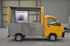 Fast Tricycle Food Truck Mobile 3 Wheel Electric Food Cart Street Kitchen Hot Dog Vending Car for Sale