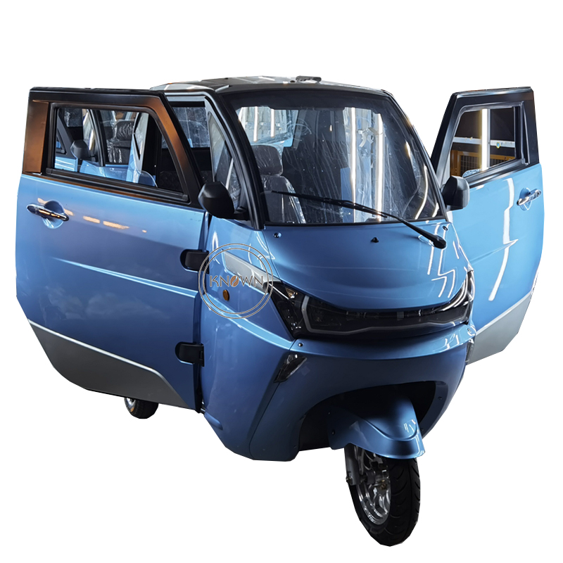 Mini Electric Tricycles Vehicles Three Wheel Electrical Battery New Cars with Cheap Price Made in China
