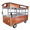 Electric Hot Food Cart Coffee Mobile Vending Truck Top Sale Antique Fashion Ice Cream Car