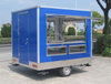 KN-280D Hot Dog Food Cart New Mobile Food Trailer Hamburgers Carts for Sale