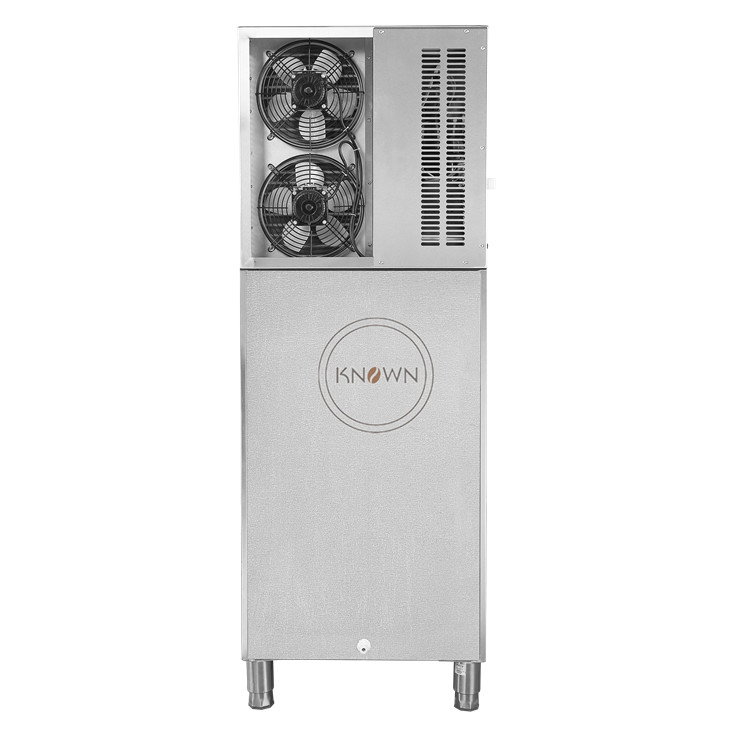 Commercial Automatic Electric Ice Maker Portable Bullet Round Block Ice Cube Making Machine For Shop,Coffee Bar,Milk Tea Room